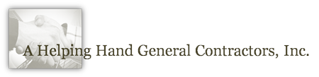 A Helping Hand General Contractors, Inc. - Leading General Contractor in Dallas, TX