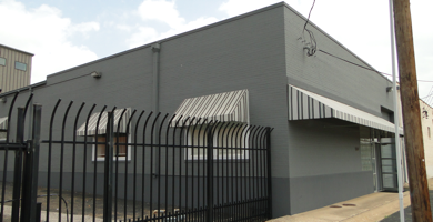 Warehouse District Exterior Paint